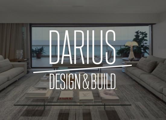 Darius – Escritório de Arquitetura