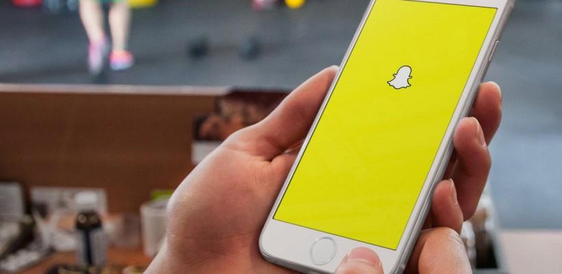 A evolução do Snapchat em relação aos seus concorrentes