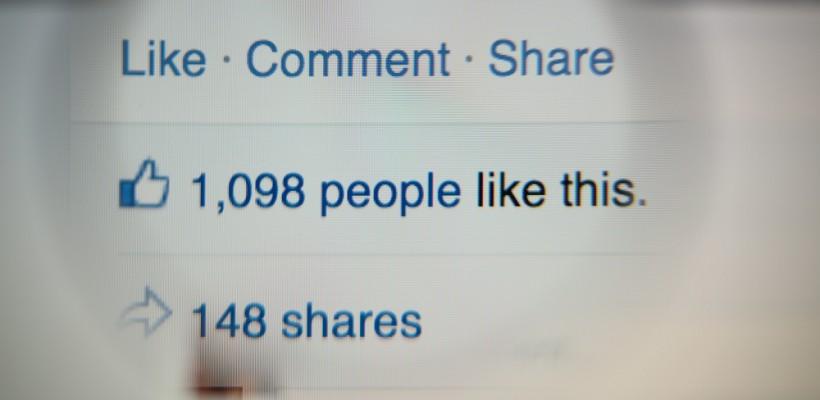 Novo estudo analisa o que motiva os usuários do Facebook a compartilhar