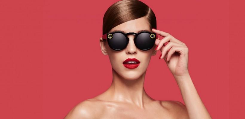 Snapchat vira Snap e traz óculos tecnológico