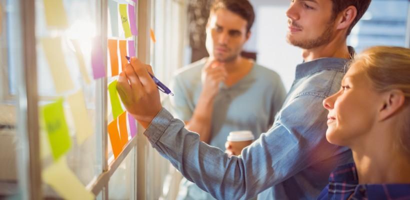 Criatividade: o ponto-chave para crescer nos negócios