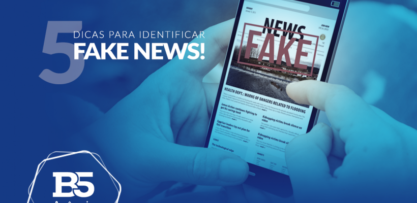 5 passos para identificar Fake News