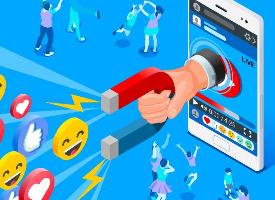 Influenciadores Digitais: mais uma estratégia de marketing